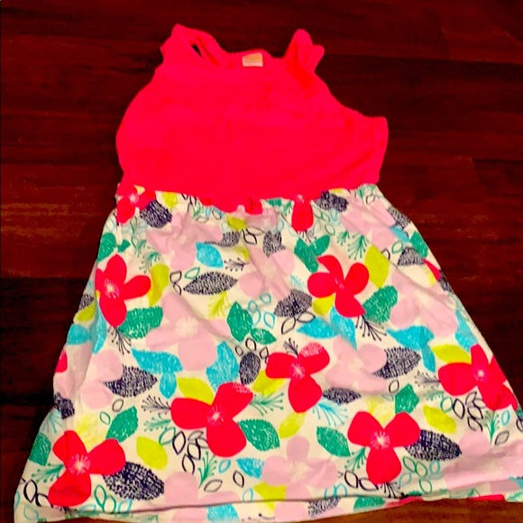 Sun dress Gymboree 10-12